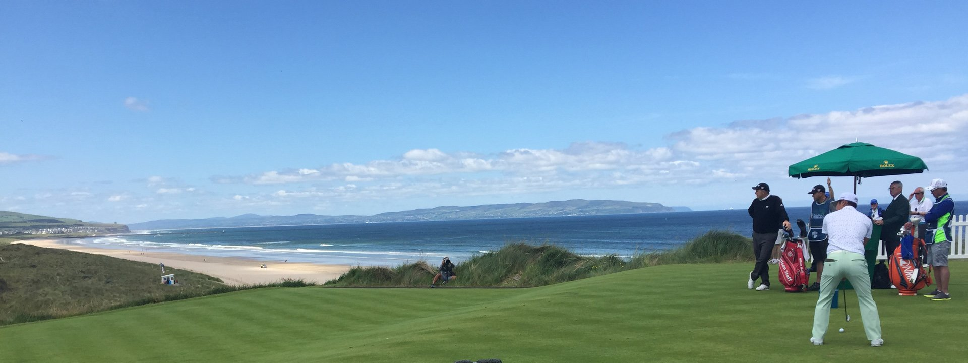 Photo of Northern Ireland & Golf