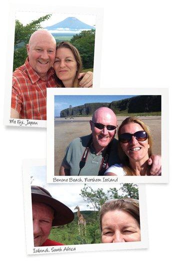 David and Katie - Northern Ireland Holidays