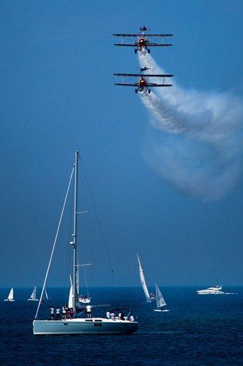 AeroSuperBatics - Sea Bangor