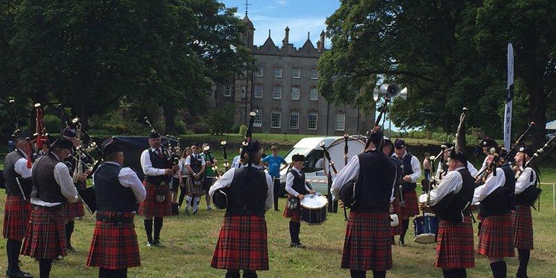 Glenarm - Dalriada Festival - Glens of Antrim